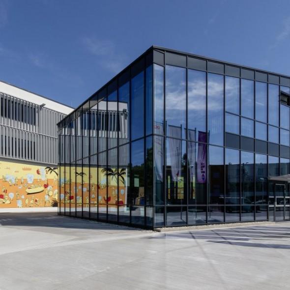 Neubau-BFI-Traun